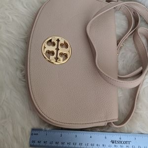 Nude/beige purse - Tory Burch